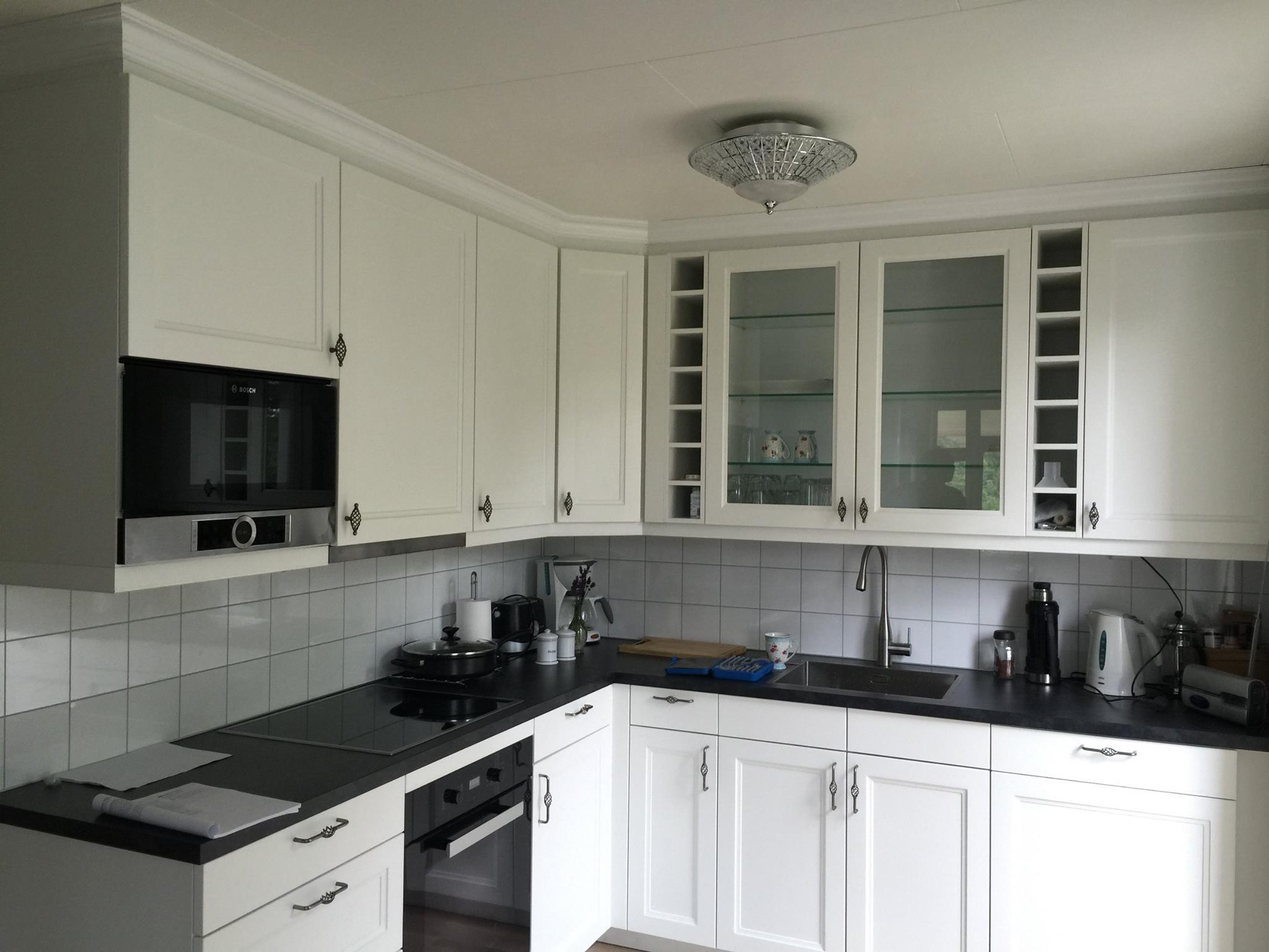 Ferdigmonterte kjøkken » Wagner kjøkken