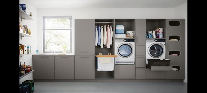 vaskerom wagner kj kken. Black Bedroom Furniture Sets. Home Design Ideas